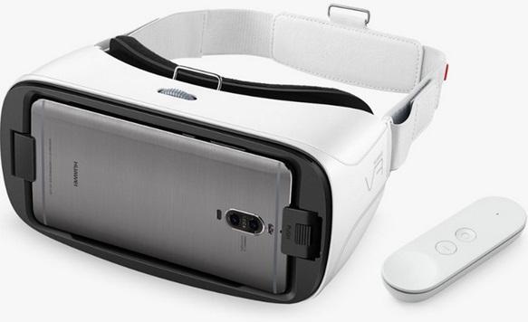 Huawei dévoile le premier casque VR compatible Daydream au CES 2017