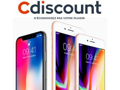 Les 5 meilleurs bons plans Apple pour les soldes d'hiver 2018 chez Cdiscount