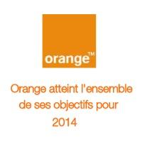 orange resultats 2014