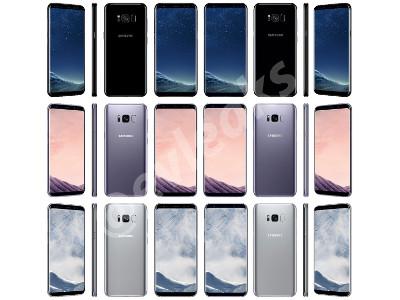 Le Samsung Galaxy S8 présenté le 29 mars et disponible en précommande le même jour !