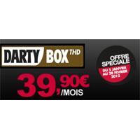 dartybox tr�s haut d�bit fournisseur Internet