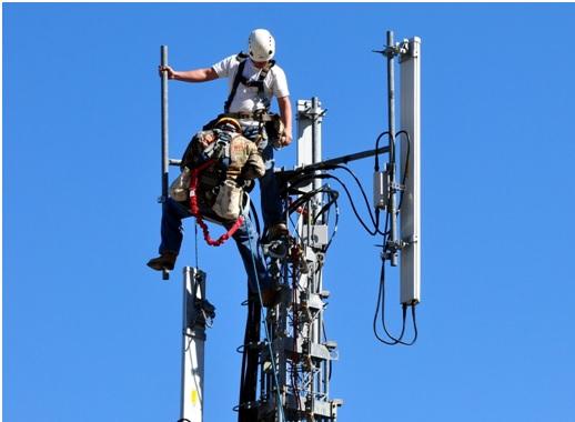 Intervention technique pour ouverture de sites 4G