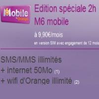 M6 mobile nouveau forfait bloque