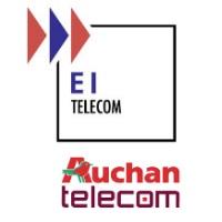 ei telecom auchan telecom partenariat