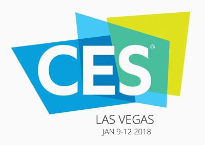 Logo du CES 2018