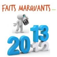 Téléphonie mobile : les faits marquants de 2013 !