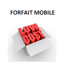 forfait mobile low cost