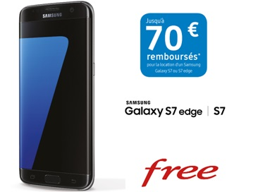 bon plan free 70 euros rembours s sur le samsung galaxy. Black Bedroom Furniture Sets. Home Design Ideas