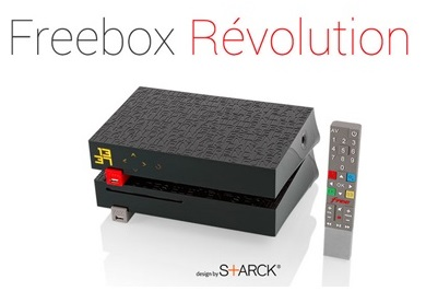 La Freebox Revolution