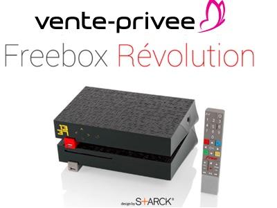 freebox revolution vente pribvee