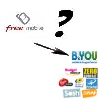 FreeMobile bandyou forfait illimité