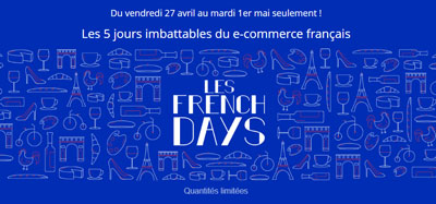 Image French Days du site Boulanger