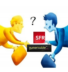 fusion sfr rachat numericable