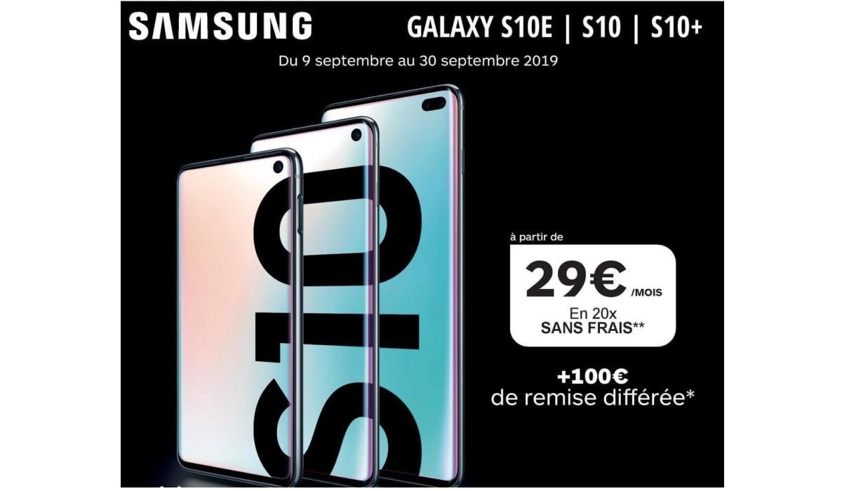 Se procurer un Samsung Galaxy sans se ruiner à la commande, c'est possible avec Boulanger !