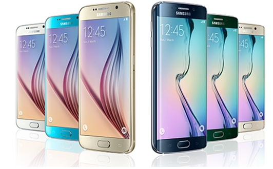vente flash samsung Galaxy S6, S6 Edge et S6 Edge +