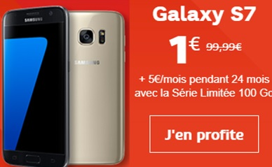 bons plans samsung galaxy s7 ou huawei p10 1 euro chez sfr derni res heures. Black Bedroom Furniture Sets. Home Design Ideas