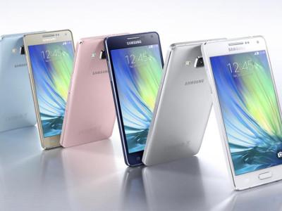 CES 2017 : Samsung présente les Galaxy A3 et A5 (2017)
