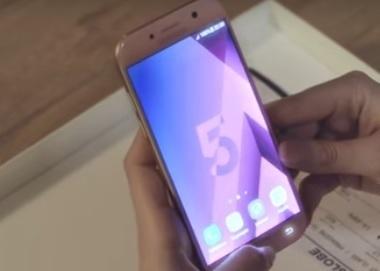 Bon plan rentrée : le Galaxy A5 2017 à moins de 200 euros