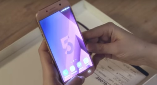 Samsung Galaxy A5 ou A3 2017 à 1 euro chez SFR à saisir rapidement