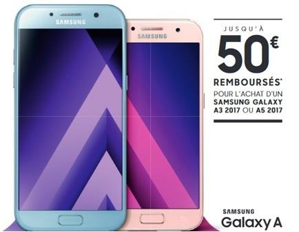Le Galaxy A5  2017 et Galaxy A3 2017 sont disponibles, où se les procurer et à quel prix ?