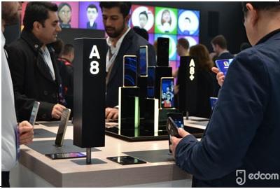 Top affaire : Le Galaxy A8 2018 à 280 euros chez Electro Dépôt