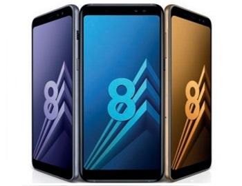 Le Samsung Galaxy A8 2018