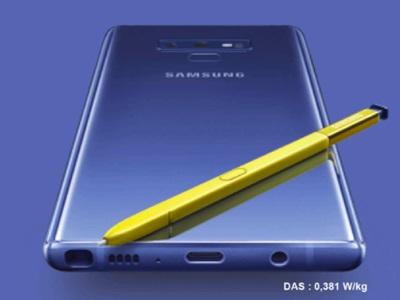 Financement exceptionnel pour vous procurer le Galaxy Note 9 chez Boulanger