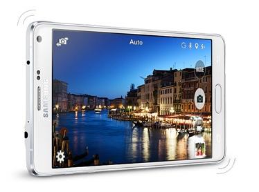 Un écran de rêve pour le Samsung Galaxy Note 4 chez Orange !