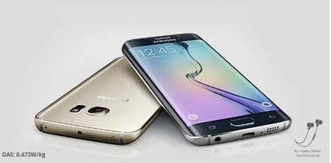 le Galaxy S6 Edge en vente flash chez Bouygues Telecom