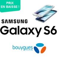 baisse de prix galaxy s6 bouygues telecom
