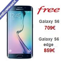 galaxy s6 chez Free