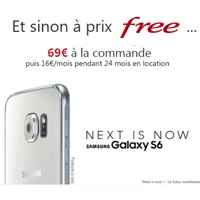 free mobile galaxy s6