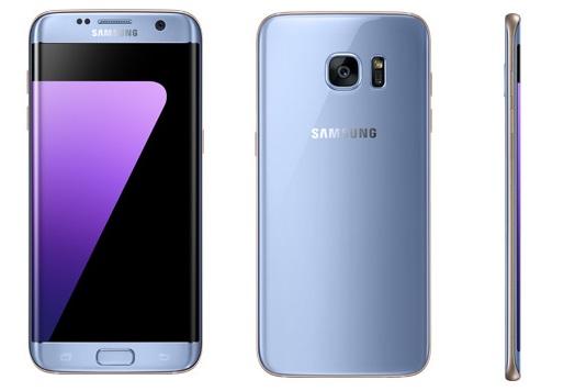 Legalaxy s7 edge bleu disponible chez Free Mobile