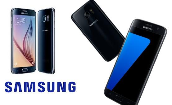 Achetez votre Samsung Galaxy S7, Galaxy S6, S6 Egde et Edge + sans vous ruiner chez SFR