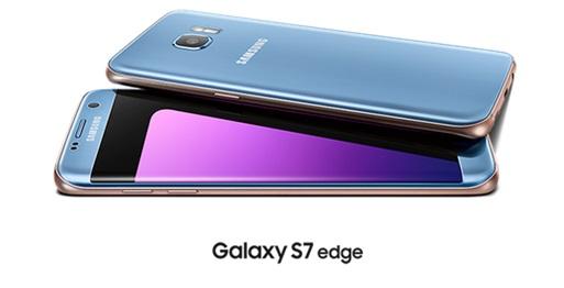 galaxy s7 edge le nouveau coloris bleu corail est arriv chez sfr. Black Bedroom Furniture Sets. Home Design Ideas