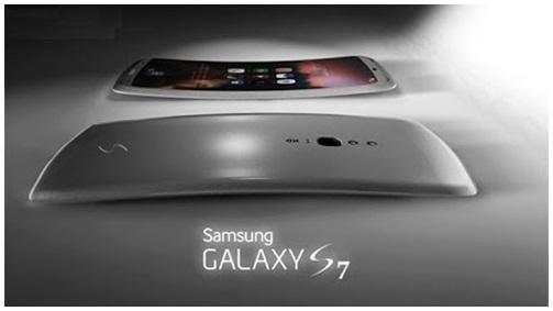 samsung galaxy s7 une version edge de 5 7 pouces. Black Bedroom Furniture Sets. Home Design Ideas