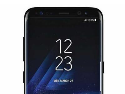 Samsung Galaxy S8 : Une photo officielle divulguée en plein MWC 2017