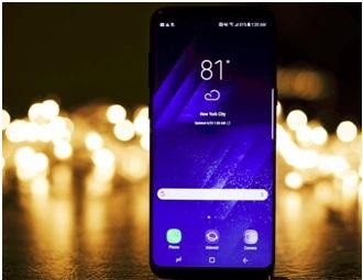 Le Samsung Galaxy S8 en promo ce Week-end à partir de 520 euros