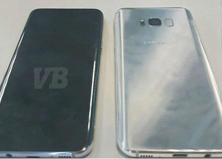 Galaxy S8 : une première photo, et une présentation le 29 mars