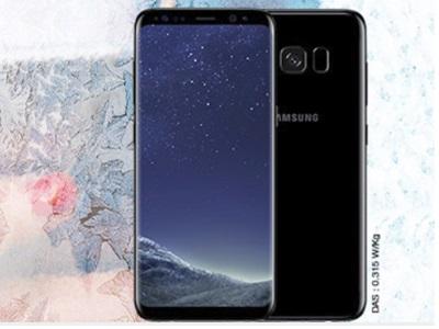Samsung Galaxy S8 : Grosse remise chez SOSH et Orange