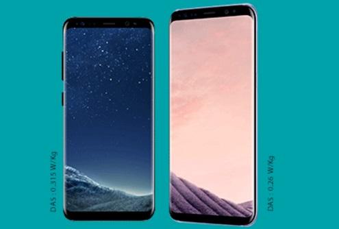 Payez votre Samsung Galaxy S8 en 4 fois sans frais avec l'opérateur SOSH