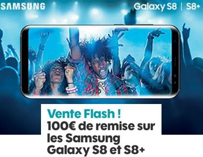 Le Samsung Galaxy S8 à 709€ chez SOSH