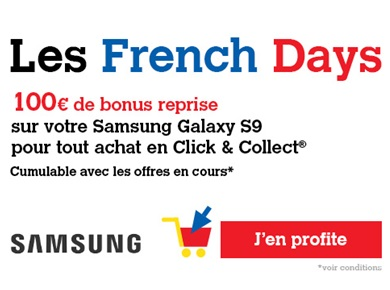 french-days-100-euros-de-remise-sur-le-galaxy-s9-chez-darty