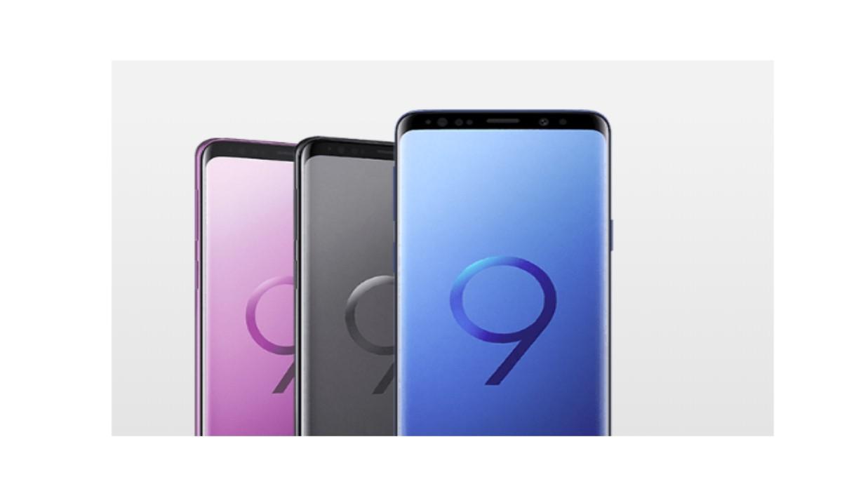 Bon plan : une remise de 180 euros pour l'achat d'un Galaxy S9 chez RED by SFR
