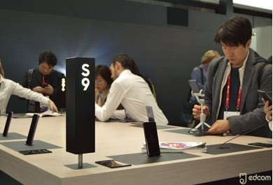 Le Samsung Galaxy S9 et S9+ en vente flash chez Darty
