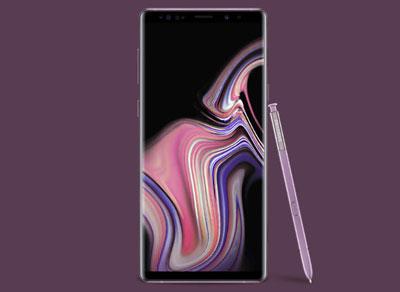 Promo Samsung : Le Galaxy Note 9 à 859€ avec une offre de reprise de 150€