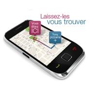 Les Fran�ais, fans de g�olocalisation sur mobile