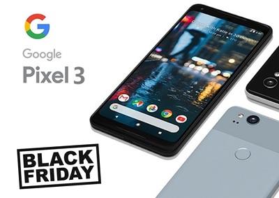 Black Friday : Le Google Pixel 3 à 759 euros + le Google Pixel Stand offert ! 📣