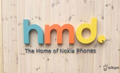 Le logo de HMD Global