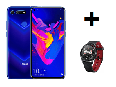 Derniers jours : le Honor View 20 à 549€ avec la montre Honor Watch Magic d'offerte !